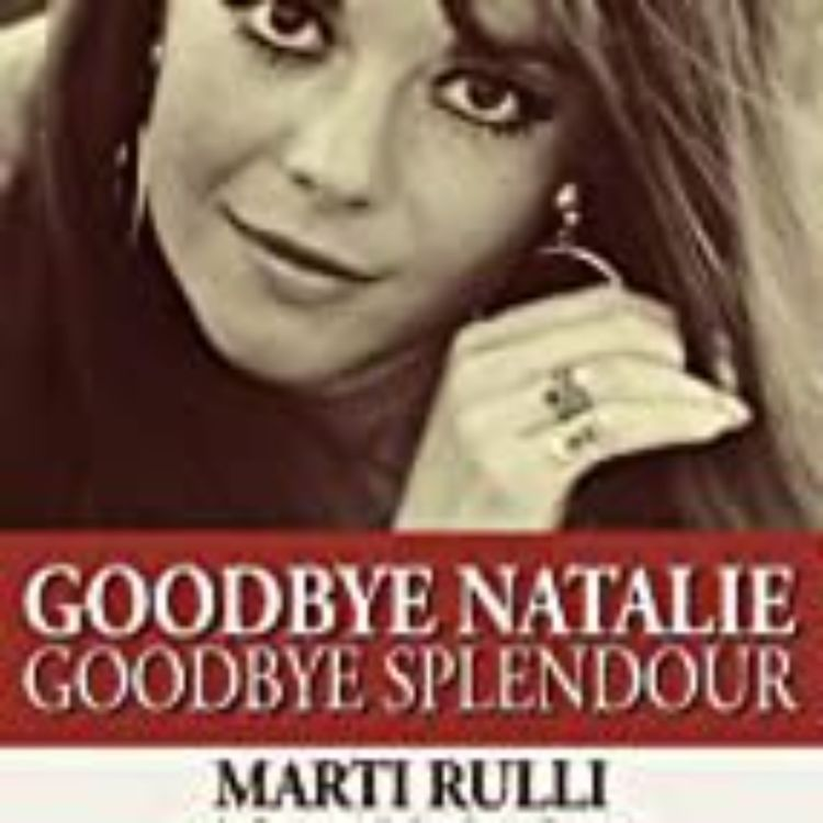 cover art for DEATH OF NATALIE WOOD - MARTI RULLI
