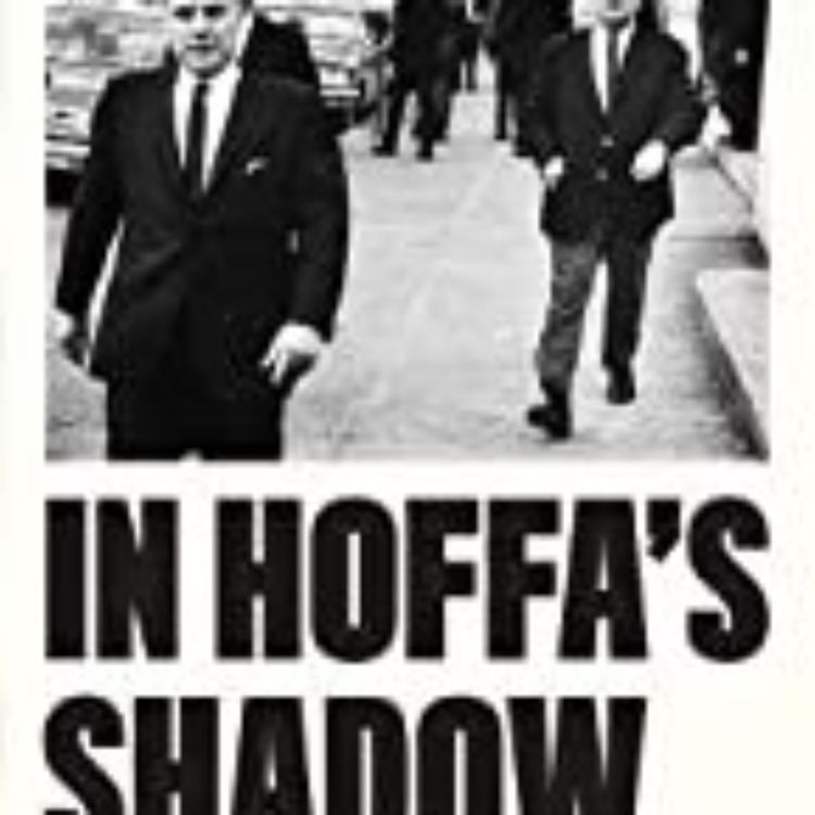cover art for IN HOFFA'S SHADOW - JACK GOLDSMITH