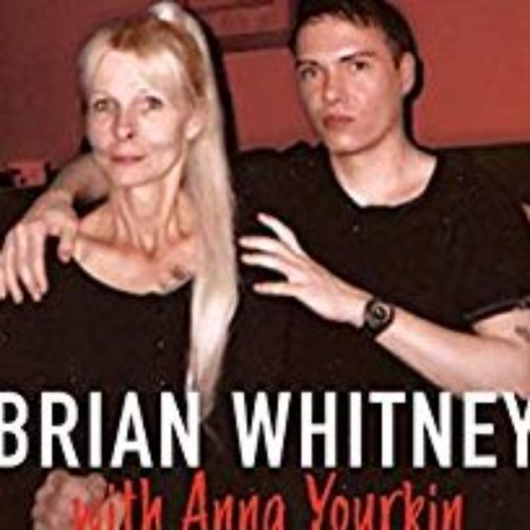 cover art for BRIAN WHITNEY - LUKA MAGNOTTA