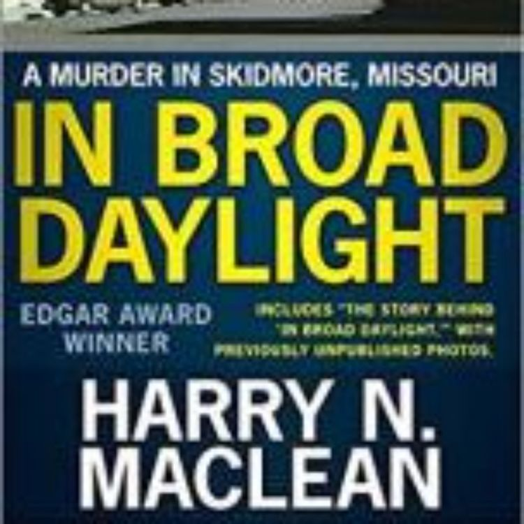 cover art for HARRY MACLEAN - IN BROAD DAYLIGHTS