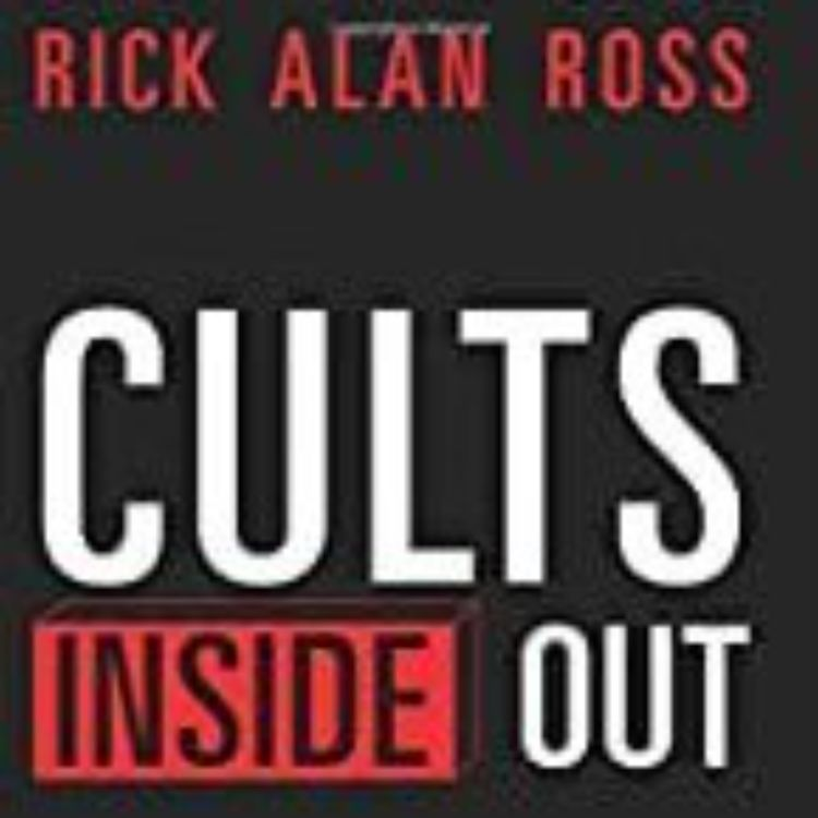 cover art for RICK ALAN ROSS - CULTS INSIDE AND OUT