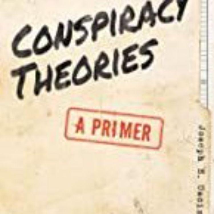cover art for CONSPIRACY THEORIES PRIMER - DR. JOSEPH USCINSKI