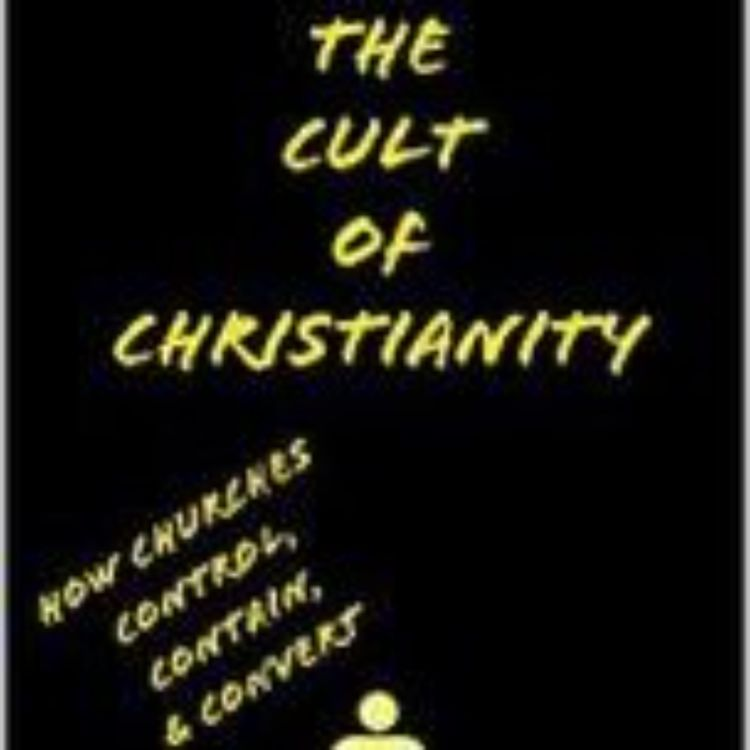 cover art for JOHN VERNER- CULT OF CHRISTIANITY