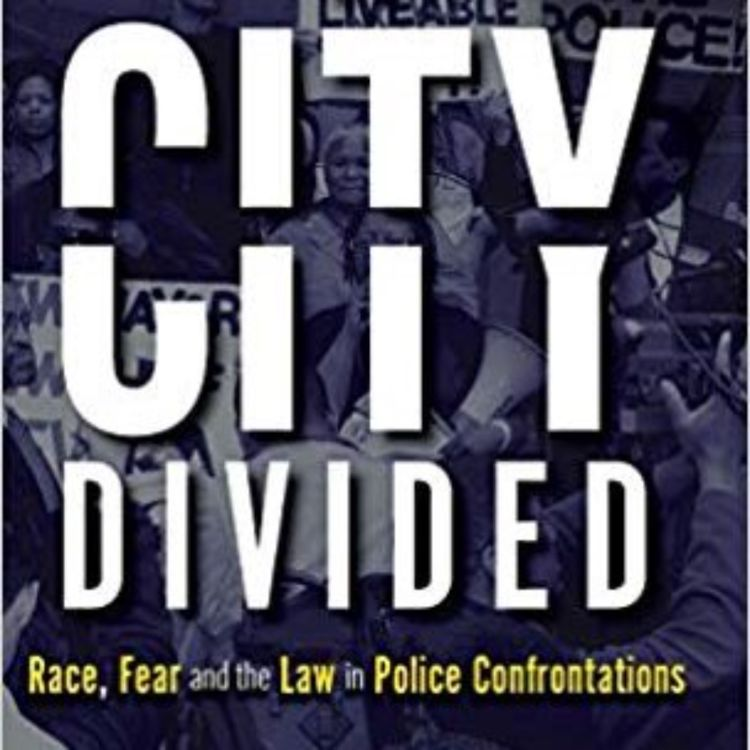 cover art for DAVID A. HARRIS - A CITY DIVIDED