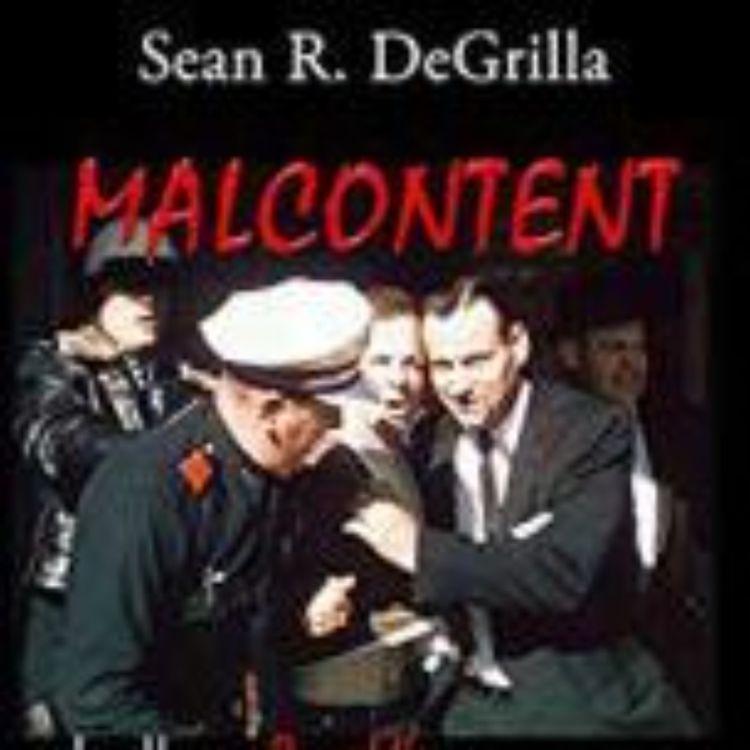 cover art for MALCONTENT - SEAN R DEGRILLA