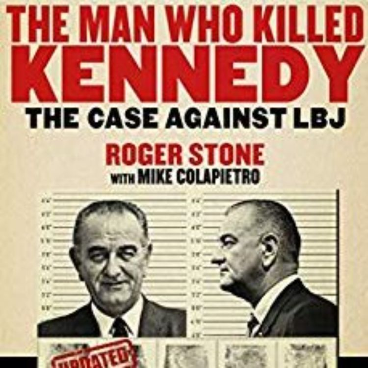 cover art for ROGER STONE - MAN WHO KILLED KENNEDY ( JFK ASSASINATION SERIES)