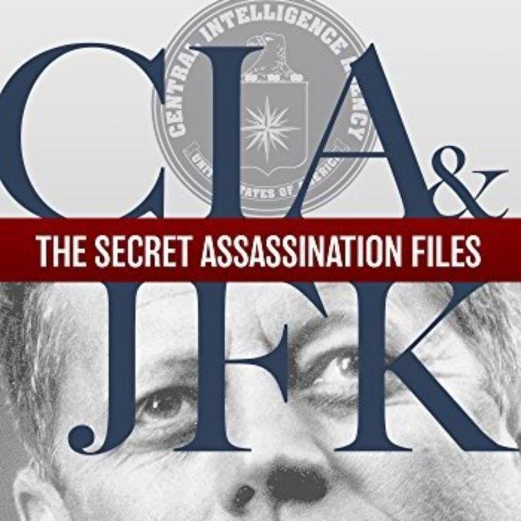 cover art for JEFFERSON MORELY - CIA & JFK (JFK ASSASSINATION SERIES)