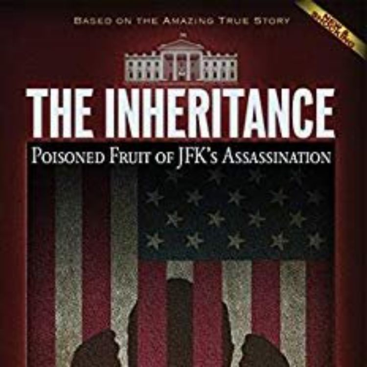 cover art for CHRIS FULTON - THE INHERITANCE ( JFK ASSASSINATION SERIES)