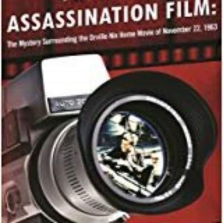 cover art for GAYLE NIX - JFK ASSASSINATION FILM ( JFK ASSASSINATION SERIES)
