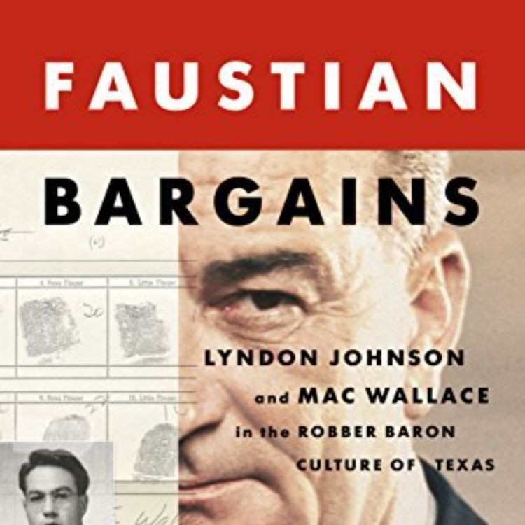 cover art for JOAN MELLEN - FAUSTIAN BARGAINS ( JFK ASSASSINATION SERIES)