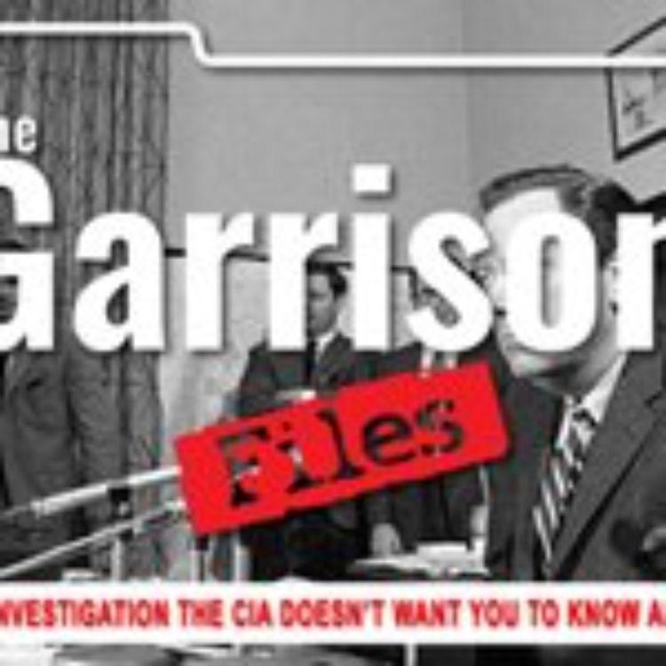 cover art for JOHN BARBOUR - GARRISON TAPES (JFK ASSASSINATION SERIES)