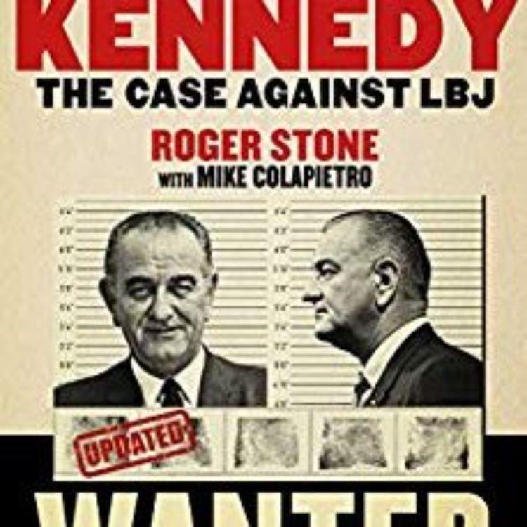 cover art for ROGER STONE - MAN WHO KILLED KENNEDY (JFK ASSASSINATION SERIES)