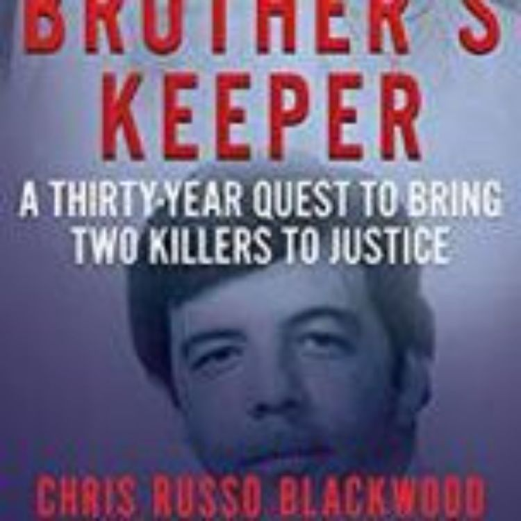 cover art for MY BROTHER'S KEEPER - CHRIS RUSSO BLACKWOOD