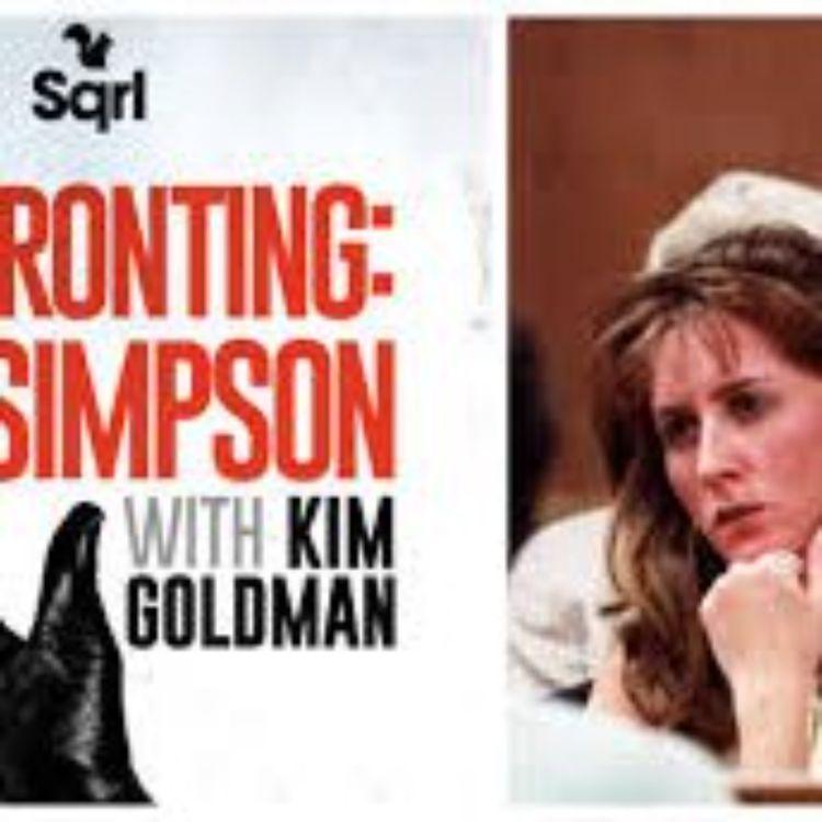 cover art for KIM GOLDMAN - CONFRONTING OJ