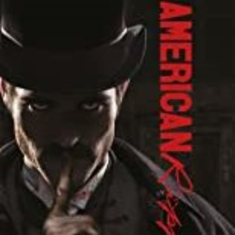 cover art for JEFF MUDGETT - AMERICAN RIPPER