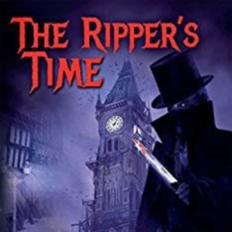 cover art for MARK VOGEL - THE RIPPER'S TIME