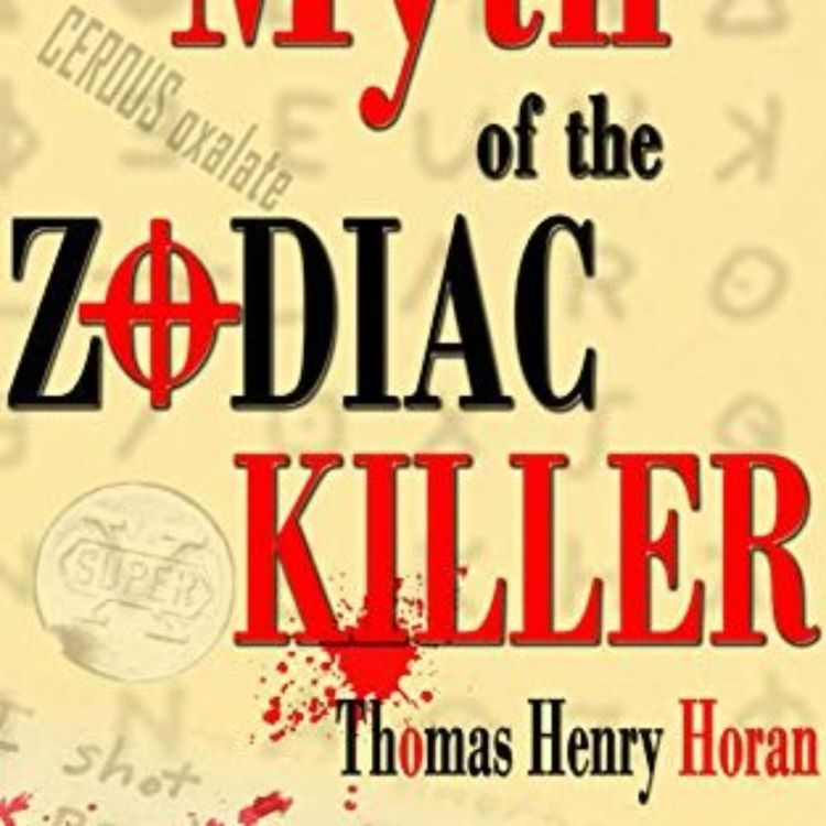 cover art for ZODIAC REVISITED - THOMAS HORAN 2015