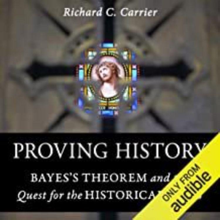 cover art for RICHARD CARRIER -