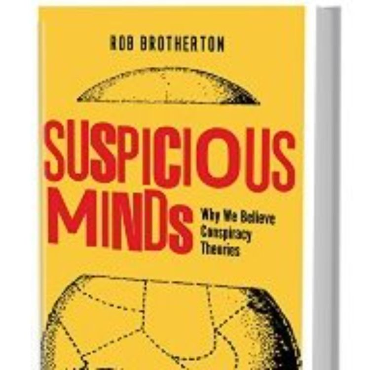 cover art for ROB BROTHERTON - SUSPICIOUS MINDS