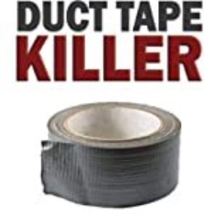 cover art for PHIL & SANDY HAMMAN - DUCT TAPE KILLER