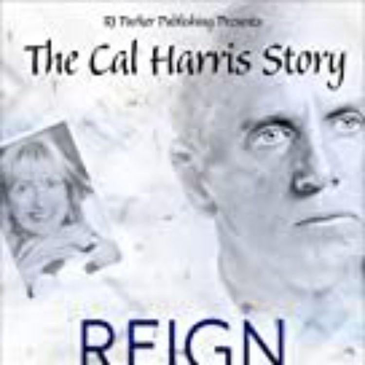 cover art for CAL HARRIS STORY - DAVID M. BEERS