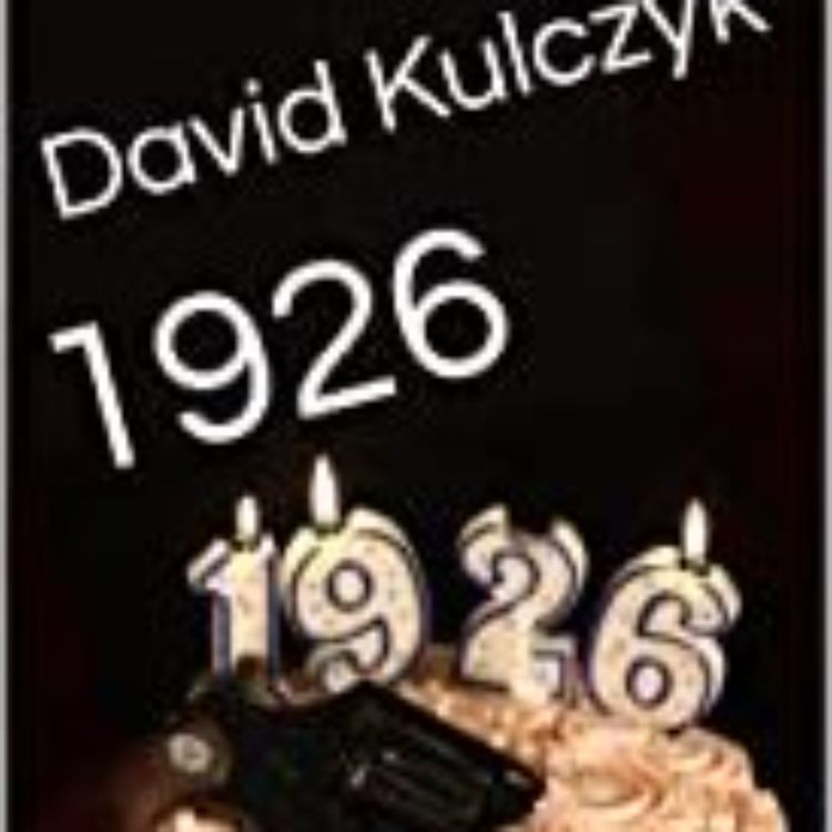 cover art for 1926; HOMICIDE IN AMERICA - DAVID KULCZYK