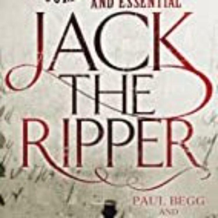 cover art for JACK THE RIPPER - PAUL BEGG