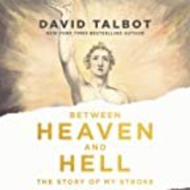 cover art for DAVID TALBOT - BETWEEN HEAVEN & HELL