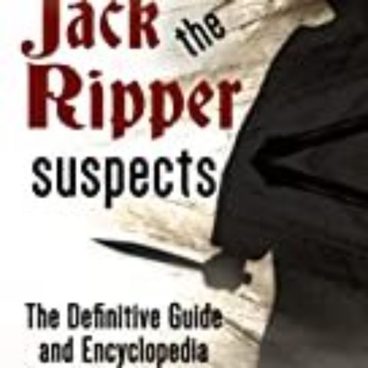 cover art for JACK THE RIPPER - PAUL WILLIAMS