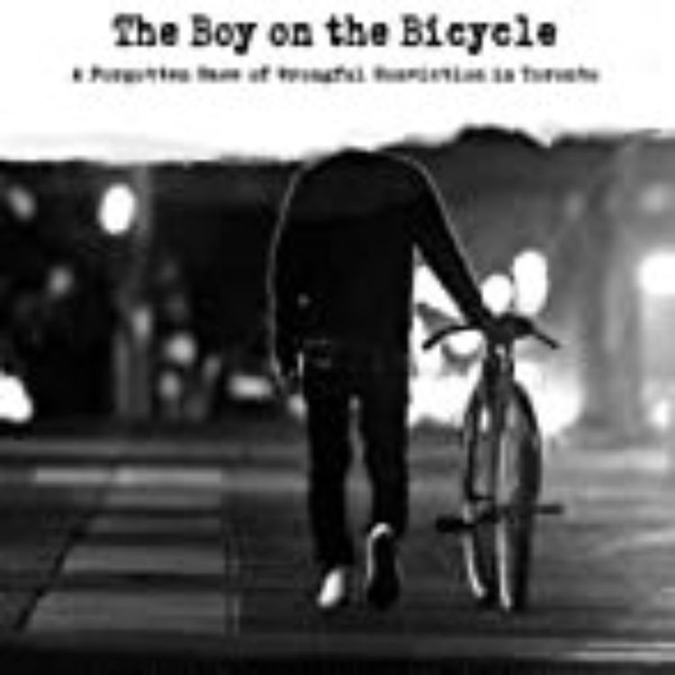 cover art for NATE HENDLEY - THE BOY ON THE BICYCLE