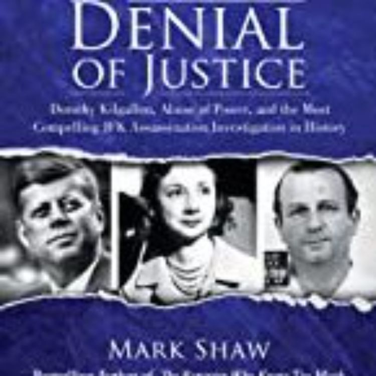 cover art for MARK SHAW - DENIAL OF JUSTICE