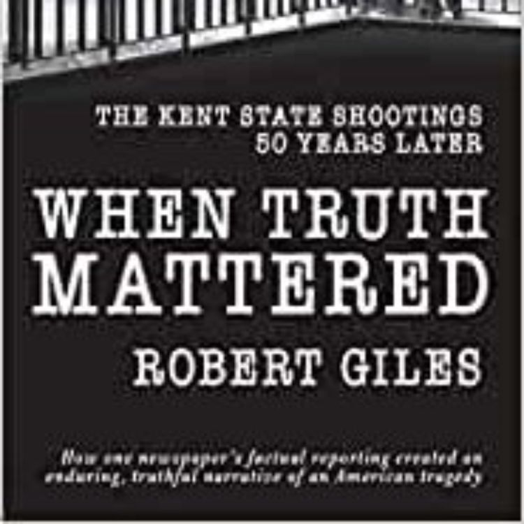 cover art for WHEN TRUTH MATTERS - ROBERT GILES