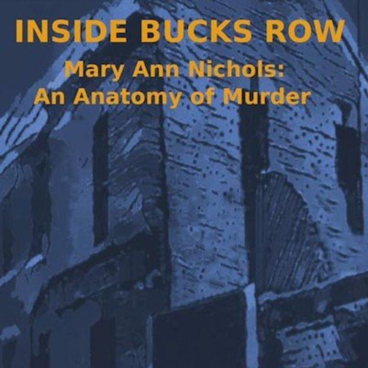 cover art for STEVEN BLOMER - INSIDE BUCKS ROW
