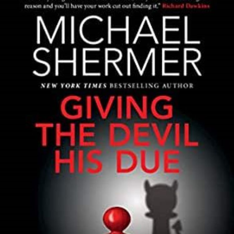 cover art for MICHAEL SHERMER - GIVING THE DEVIL HIS DUE