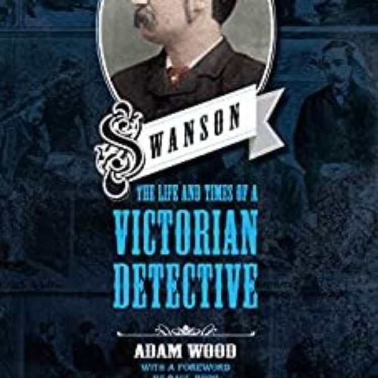 cover art for ADAM WOOD - SWANSON VICTORIAN DETECTIVE