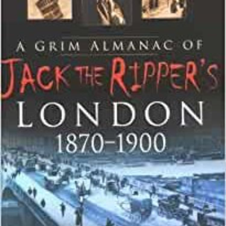 cover art for NEIL STOREY - JACK THE RIPPER