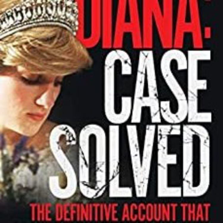 cover art for DYLAN HOWARD - DIANA: CASE SOLVED