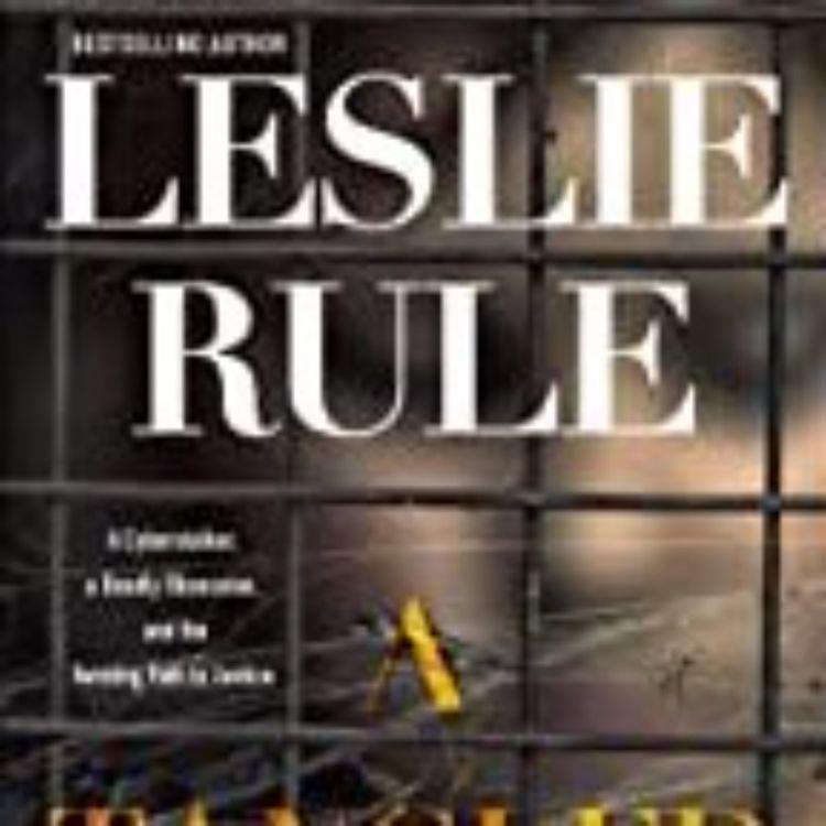 cover art for LESLIE RULE - A TANGLED WEB