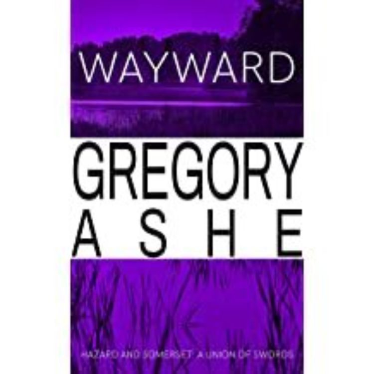 cover art for GREGORY ASHE - MYSTERY FICTION WRITER