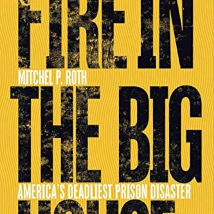 cover art for MITCHEL ROTH - FIRE IN THE BIG HOUSE