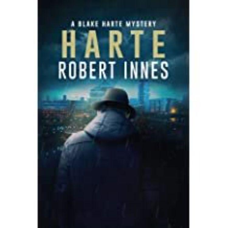 cover art for ROBERT INNES - BLAKE HARTE MYSTERIES