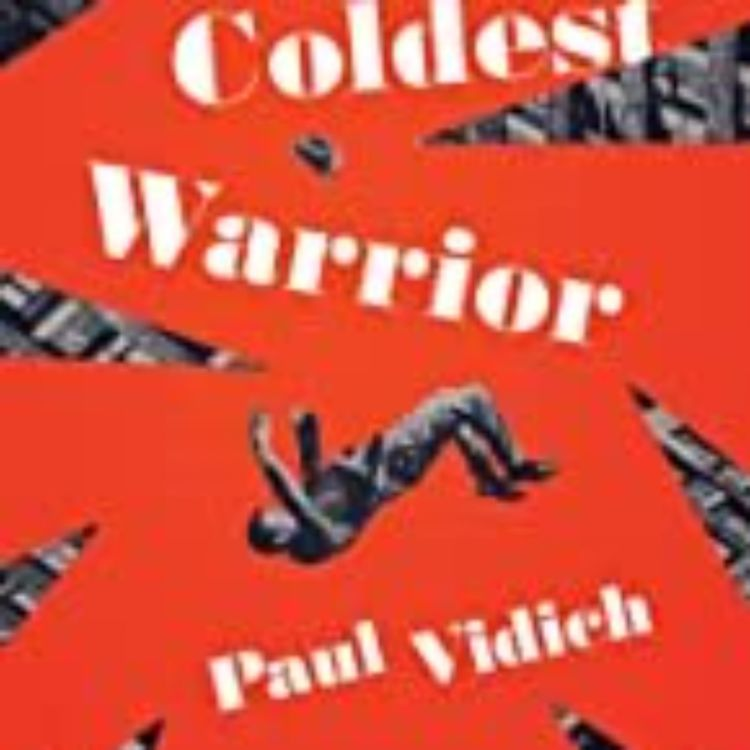 cover art for THE COLDEST WARRIOR - PAUL VIDICH