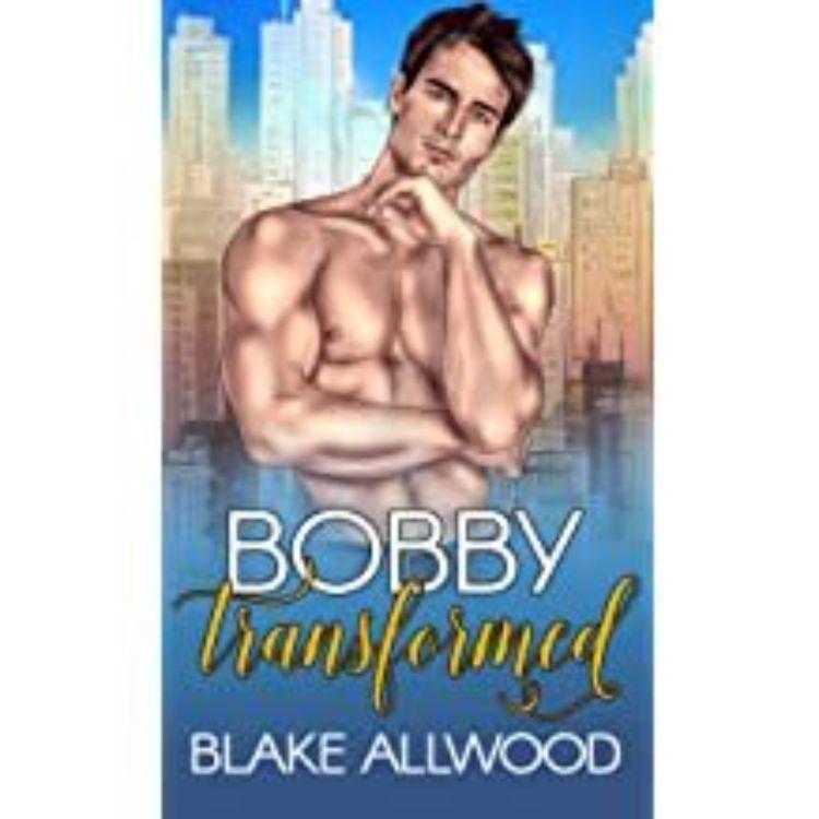 cover art for BLAKE ALLWOOD - M/M ROMANCE
