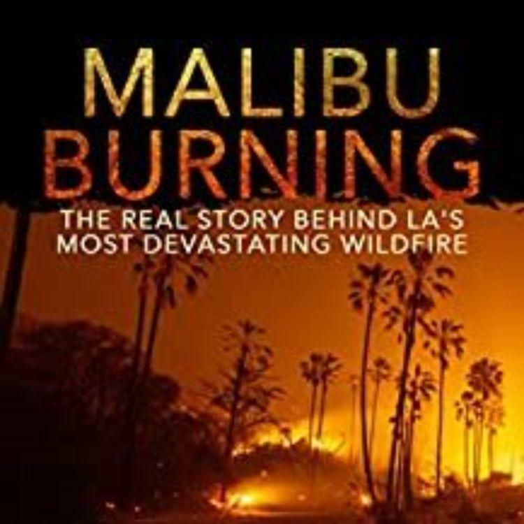 cover art for ROBERT KERBECK - MALIBU BURNING