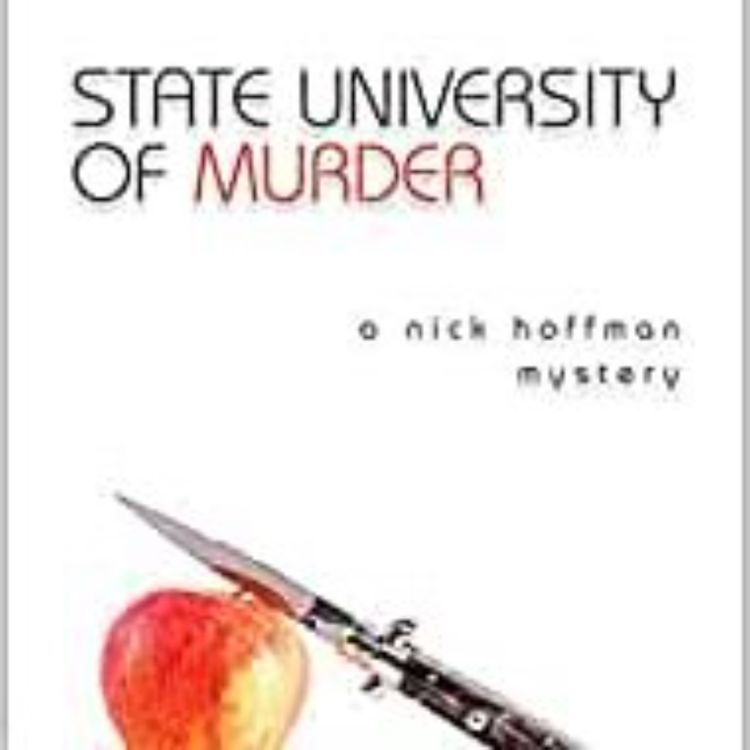 cover art for LEV RAPHAEL - NICK HOFFMAN MYSTERIES