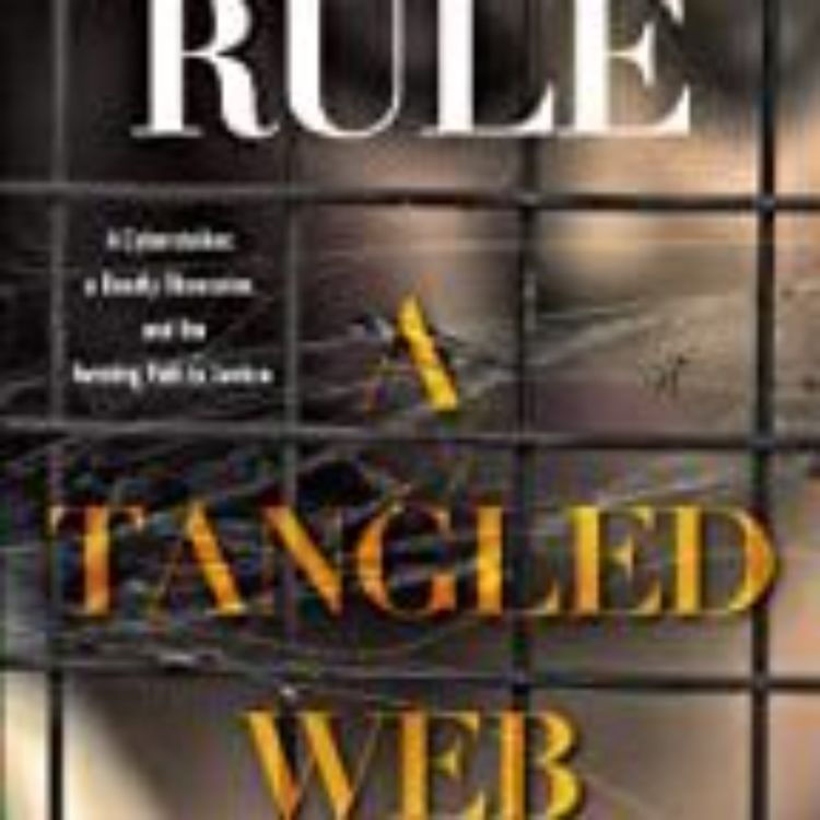 cover art for A TANGLED WEB - LESLIE RULE