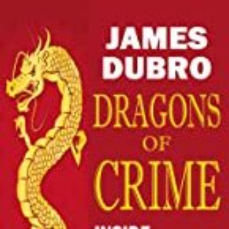 cover art for JAMES DUBRO - DRAGONS OF CRIME