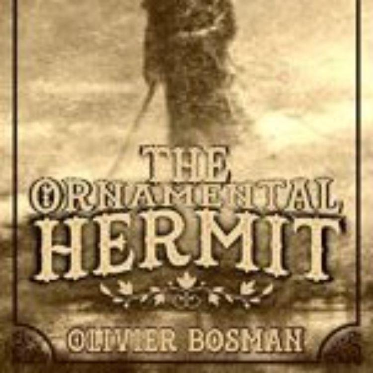 cover art for ORNAMENTAL HERMIT - OLIVIER BOSMAN