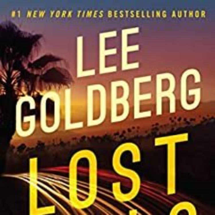 cover art for LEE GOLDBERG - LOST HILLS