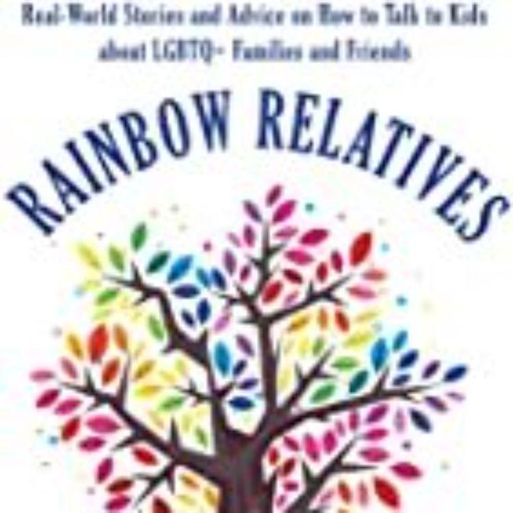 cover art for RAINBOW RELATIVES - SUDI RICK KARATAS